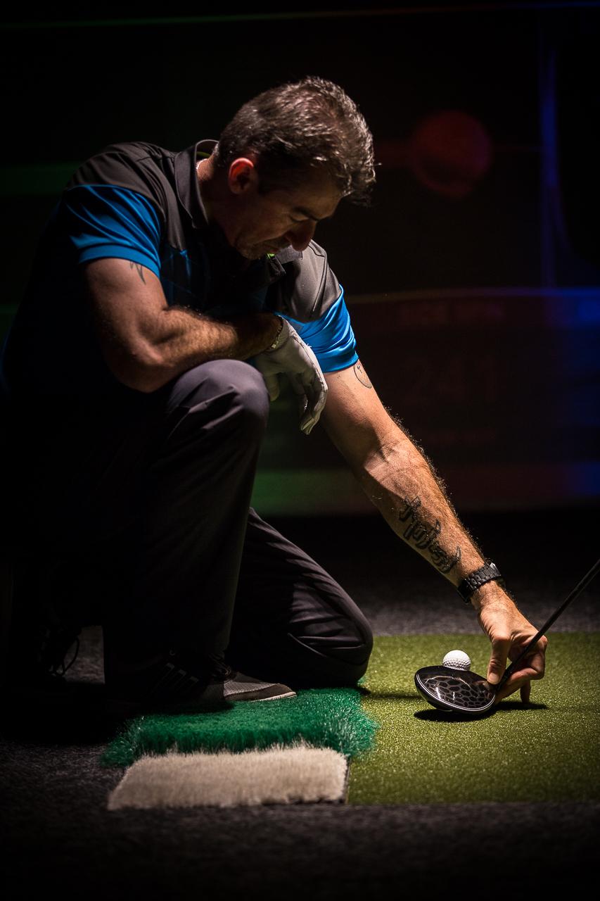 Golf O Max à Boucherville - Technique
