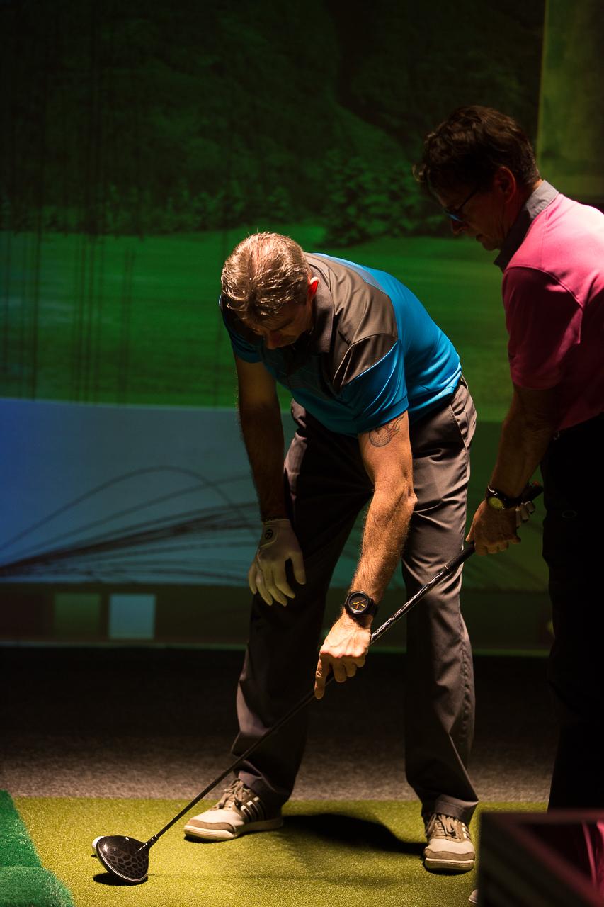 Golf O Max à Boucherville - Leçon de golf