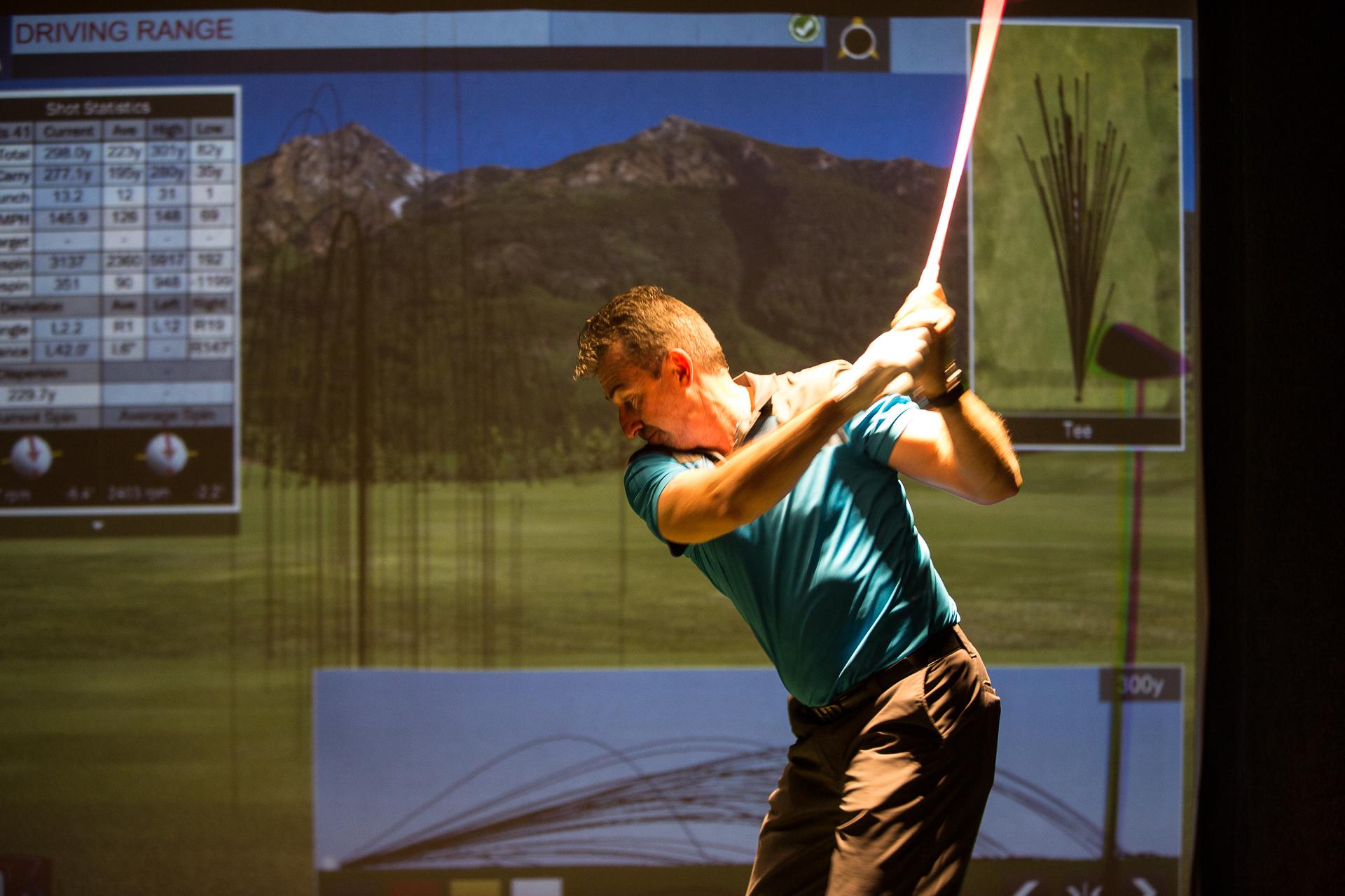 Golf O Max à Boucherville - Champ de pratique