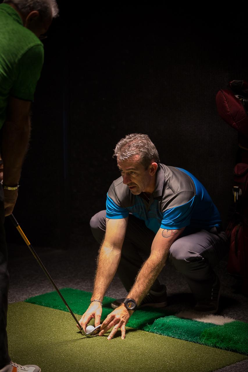 Golf O Max à Boucherville - Amélioration de la technique