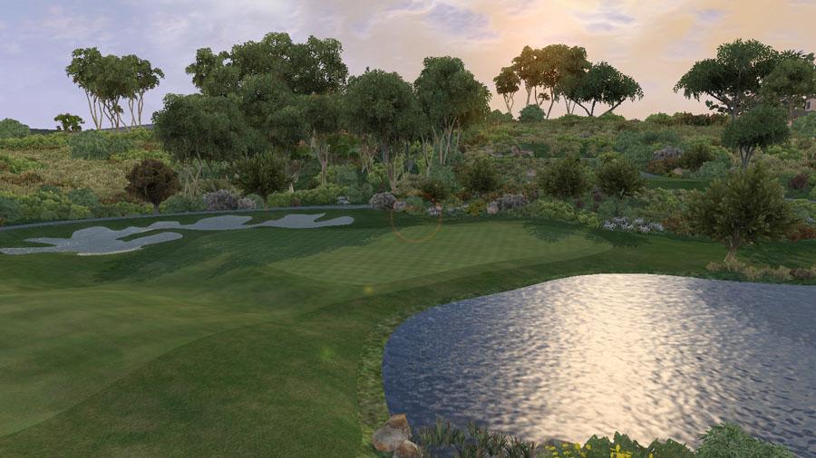 Golf O Max à Boucherville - Parcours 01