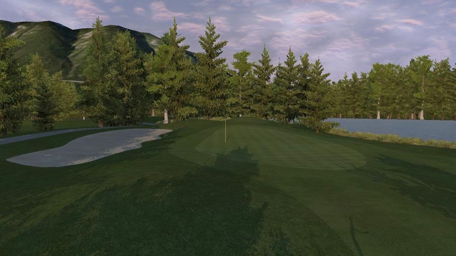 Golf O Max à Boucherville - Parcours 02