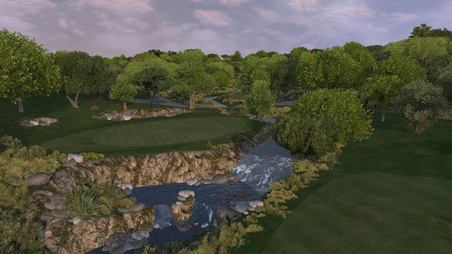 Golf O Max à Boucherville - Parcours 03