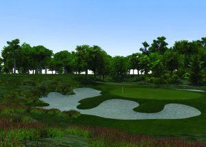 Golf O Max à Boucherville - Parcours Bethpage Black