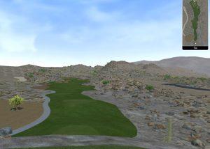Golf O Max à Boucherville - Parcours Bighorn Palm Desert