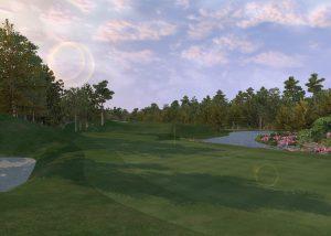 Golf O Max à Boucherville - Parcours Castle Pines