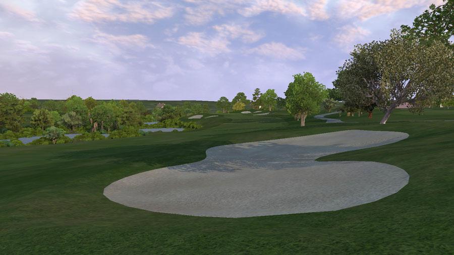 Golf O Max à Boucherville - Parcours Cog Hill