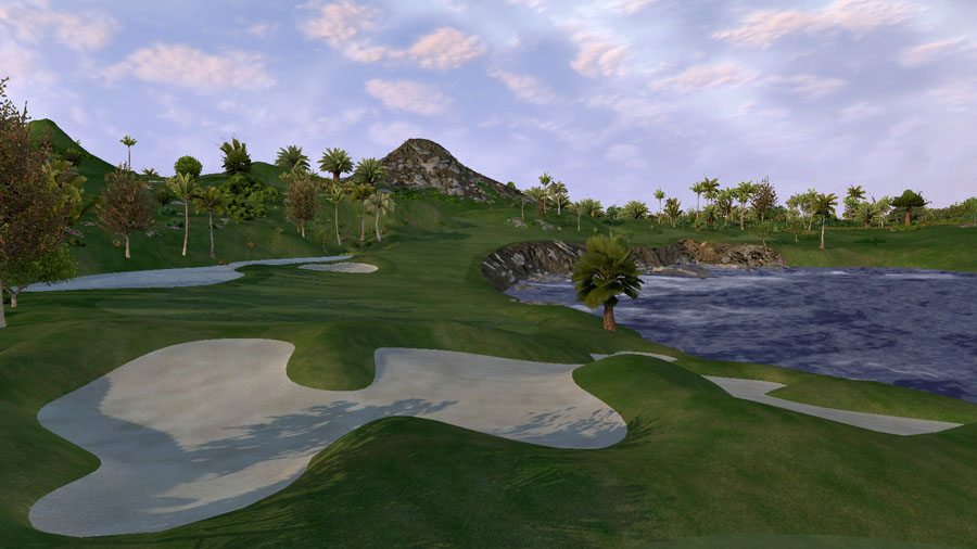 Golf O Max à Boucherville - Devils Island