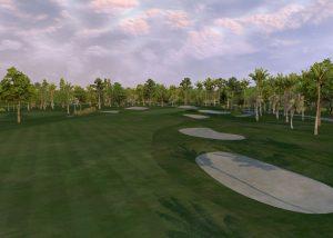 Golf O Max à Boucherville - Parcours Dorado Beach