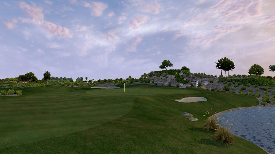 Golf O Max à Boucherville - Parcours Emerald Dunes
