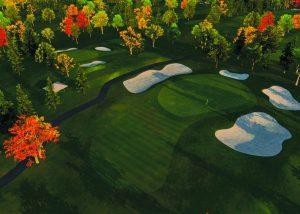 Golf O Max à Boucherville - Parcours Firestone
