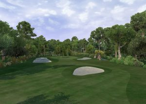 Golf O Max à Boucherville - Parcours Frankfurter