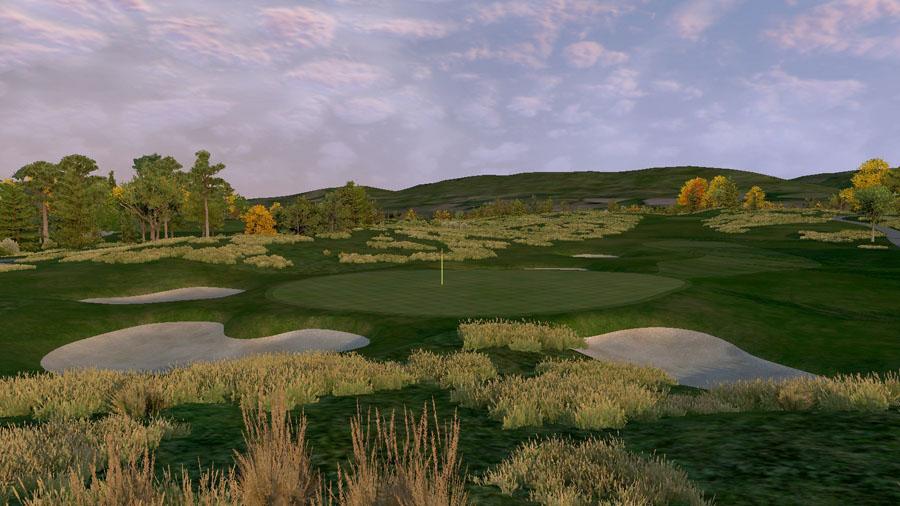 Golf O Max à Boucherville - Parcours Glen Eagles