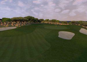 Golf O Max à Boucherville - Parcours Hapuna