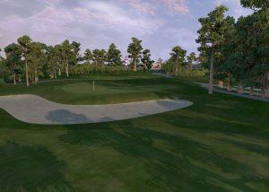 Golf O Max à Boucherville - Parcours Harbour Town