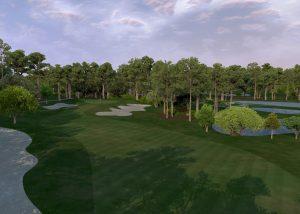 Golf O Max à Boucherville - Parcours Innisbrook