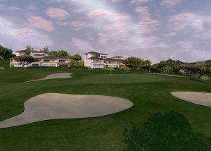 Golf O Max à Boucherville - Parcours Kapalua Bay