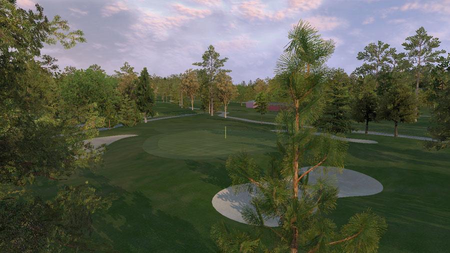 Golf O Max à Boucherville - Parcours Latrobe