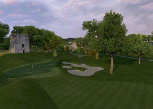 Golf O Max à Boucherville - Parcours Loch Lomond
