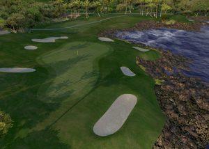 Golf O Max à Boucherville - Parcours Mauna Kea
