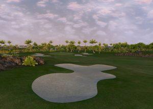 Golf O Max à Boucherville - Parcours Mauna Lani