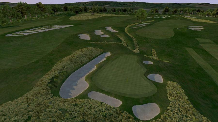 Golf O Max à Boucherville - Parcours Oakmont