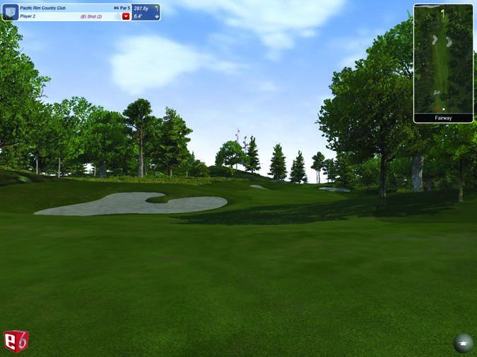 Golf O Max à Boucherville - Parcours Pacific Rim Golf Club