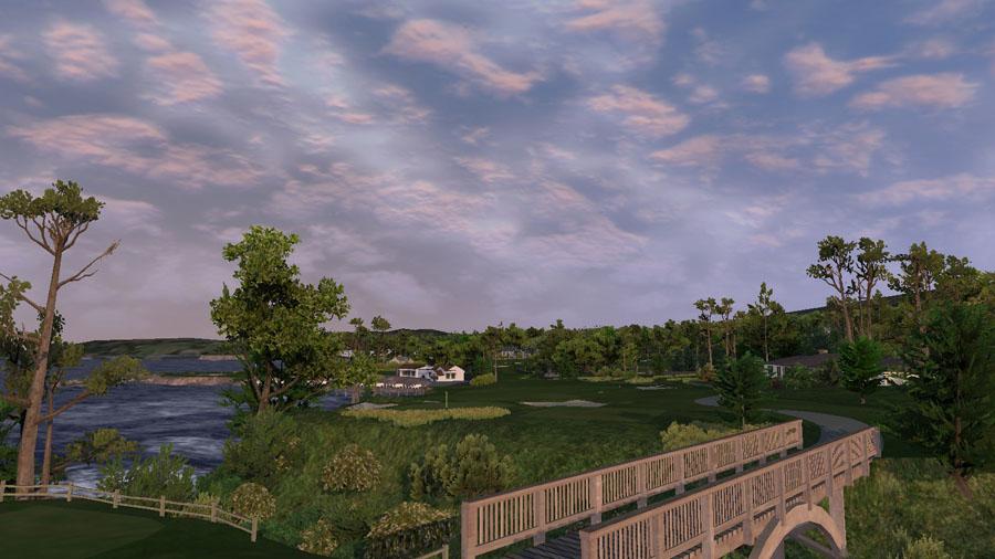Golf O Max à Boucherville - Parcours Pebble Beach