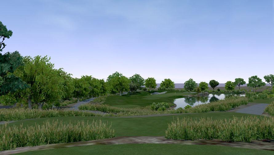 Golf O Max à Boucherville - Parcours Pelican Hill