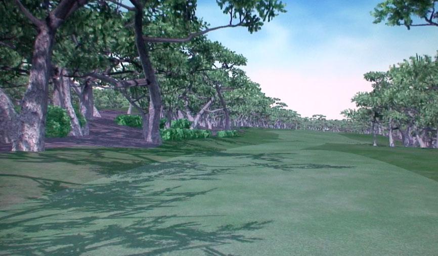 Golf O Max à Boucherville - Parcours Phoenix