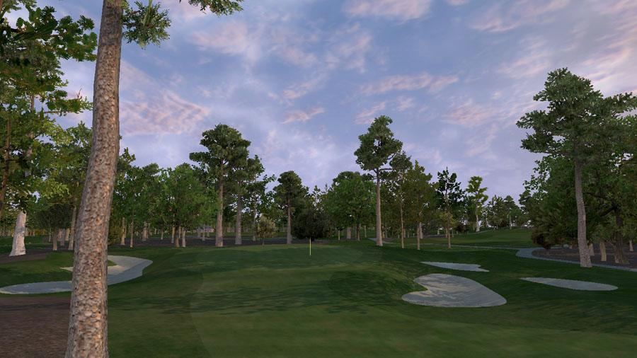 Golf O Max à Boucherville - Parcours Pinehurst No2