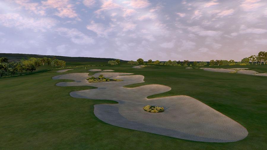 Golf O Max à Boucherville - Parcours Royal Melbourne