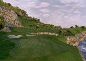 Golf O Max à Boucherville - Parcours Skeleton Coast