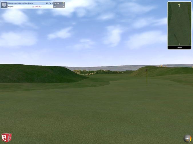 Golf O Max à Boucherville - Parcours St Andrews Jubilee