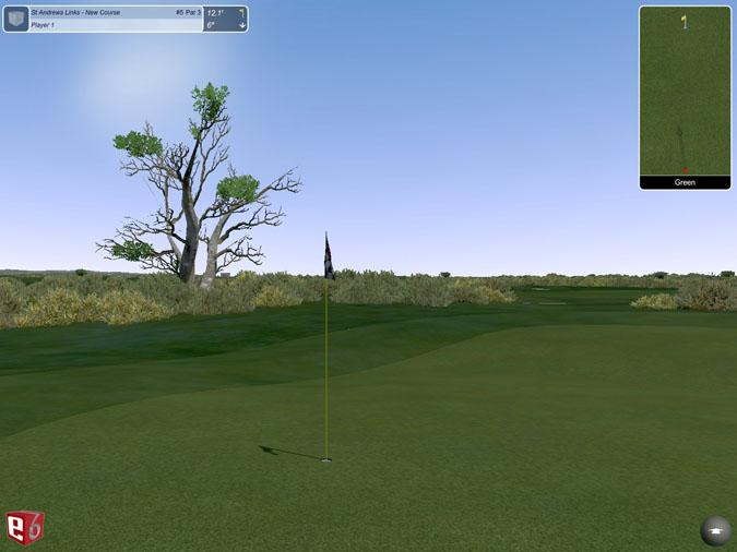 Golf O Max à Boucherville - Parcours St Andrews New Course