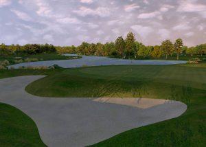 Golf O Max à Boucherville - Parcours The Belfry