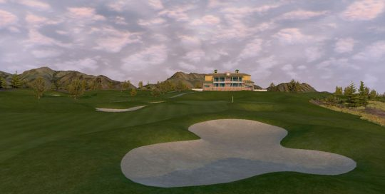 Golf O Max à Boucherville - Parcours Three Canyons - Fantasy