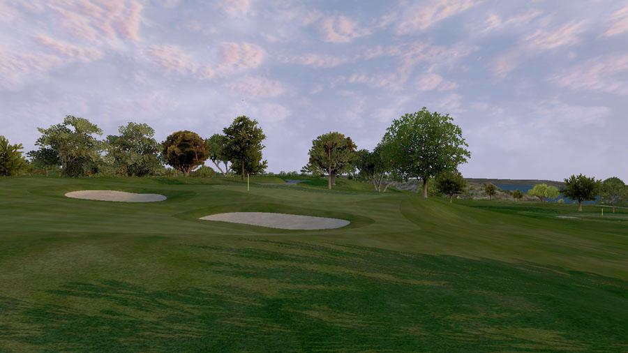 Golf O Max à Boucherville - Parcours Torrey Pines