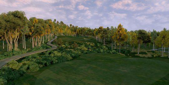Golf O Max à Boucherville - Parcours Tribute