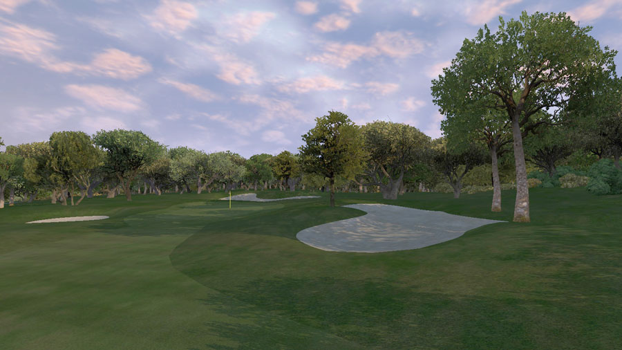 Golf O Max à Boucherville - Parcours Valderrama
