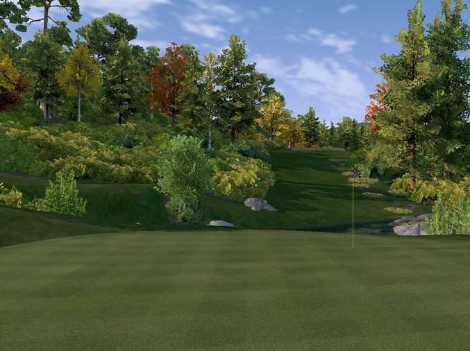 Golf O Max à Boucherville - Parcours Wade Hampton