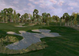 Golf O Max à Boucherville - Parcours Westfields