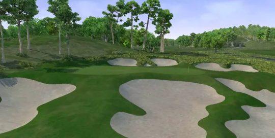 Golf O Max à Boucherville - Parcours de golf